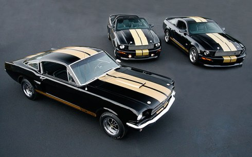 Shelby GT350H Collection