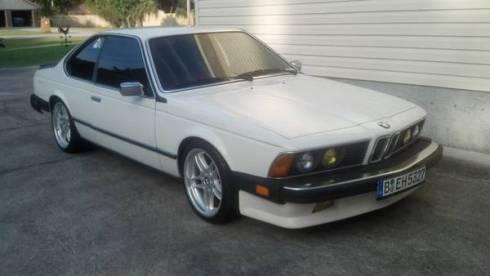 1985 635csi - 1