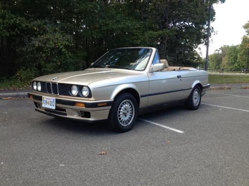 1992 BMW 318i - 1