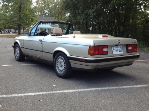 1992 BMW 318i - 2