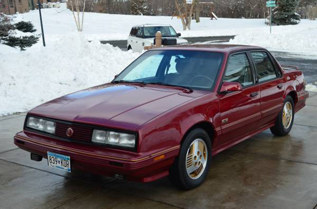 1989 pontiac 6000ste awd a unicorn s unicorn totally that stupid rh totallythatstupid com 1982 Pontiac 6000 Le 1985 Pontiac 6000