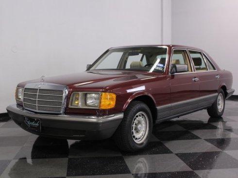 1985 500SEL - 1