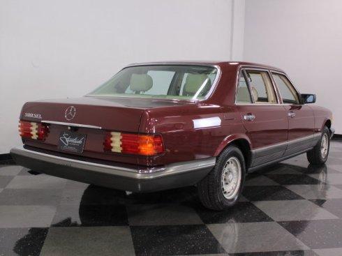 1985 500SEL - 2