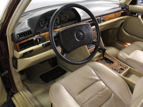 1985 500SEL - 4