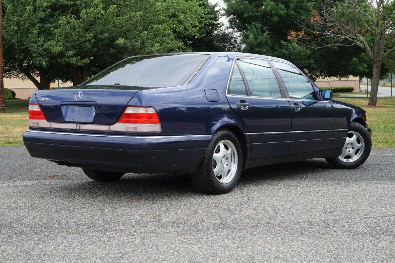1998 S420 - 2