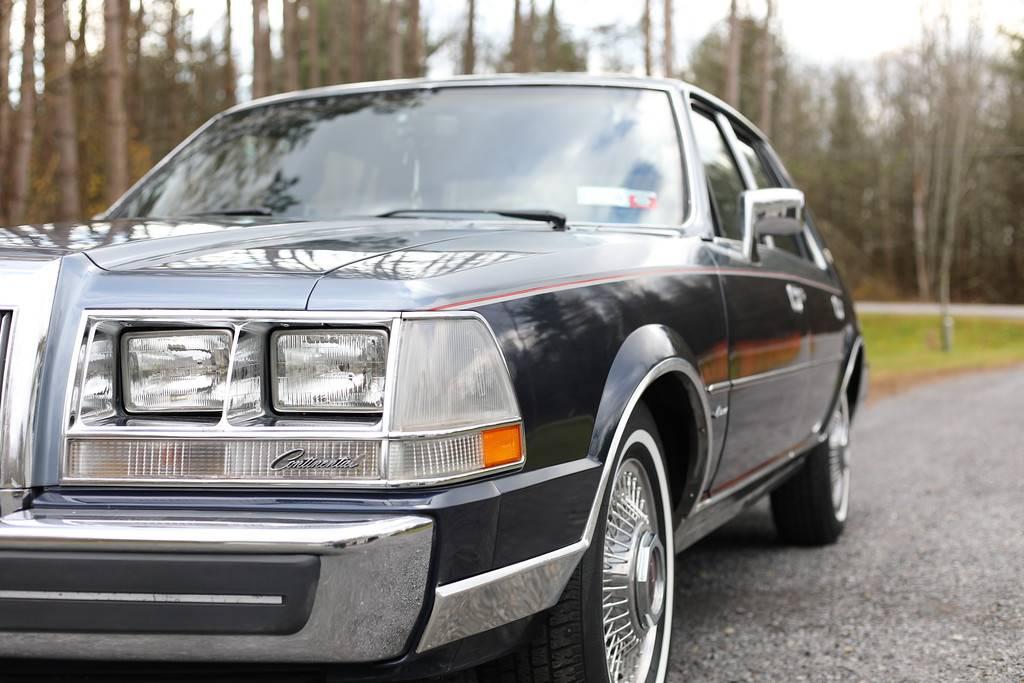 1984 Lincoln Conti - 2