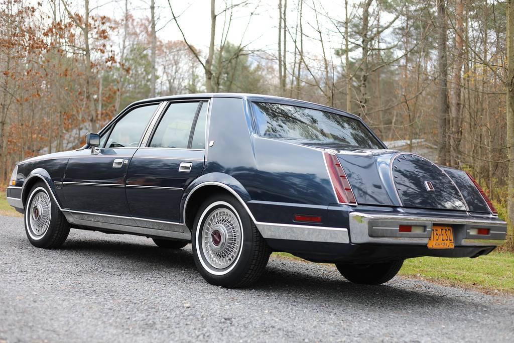 1984 Lincoln Conti - 3