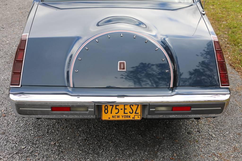 1984 Lincoln Conti - 4