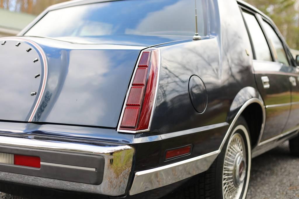 1984 Lincoln Conti - 5