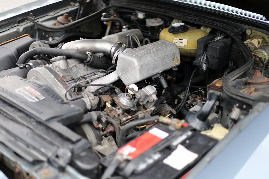 1984 Lincoln Conti - 8