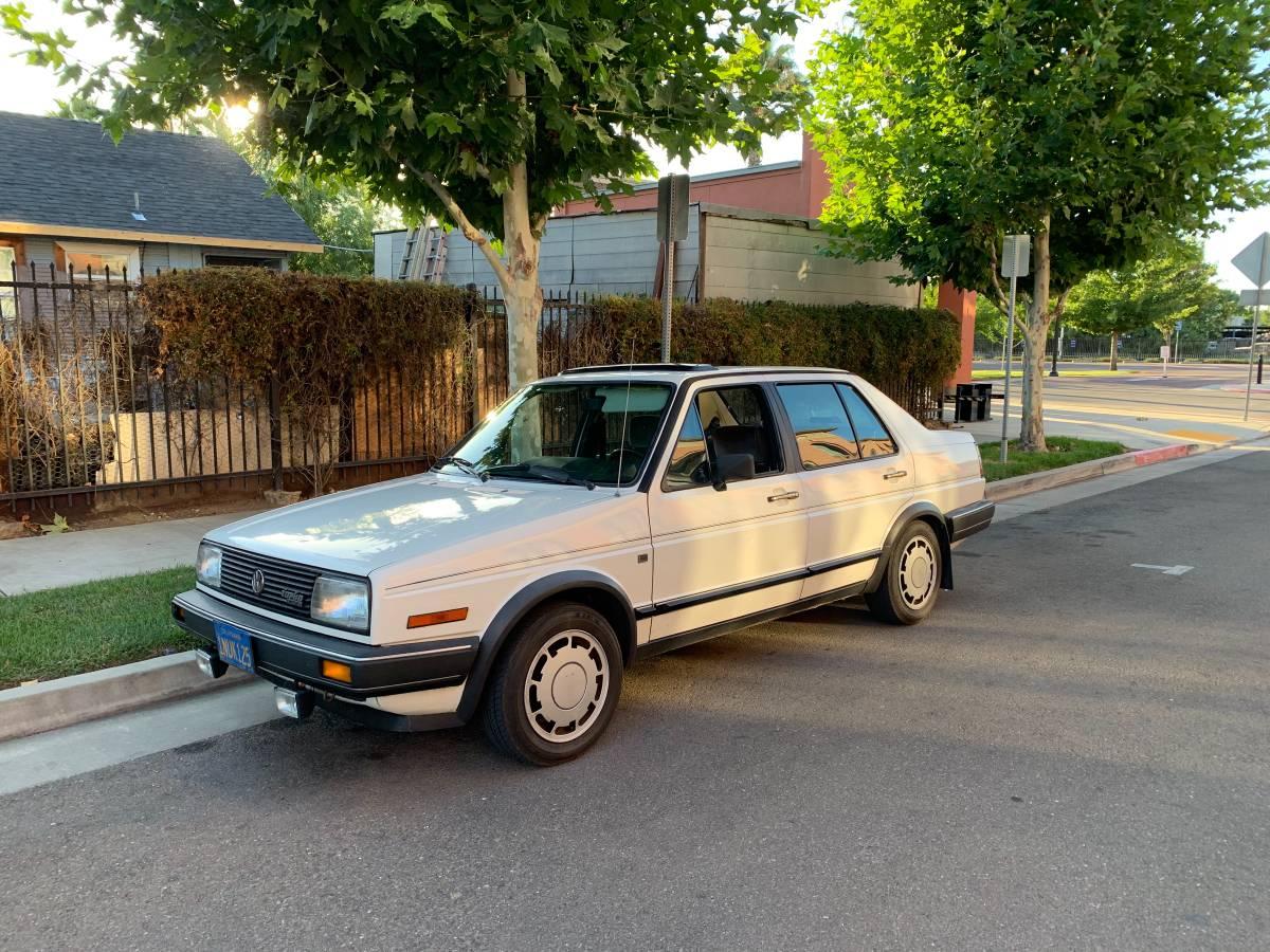 1986 Jetta - 1