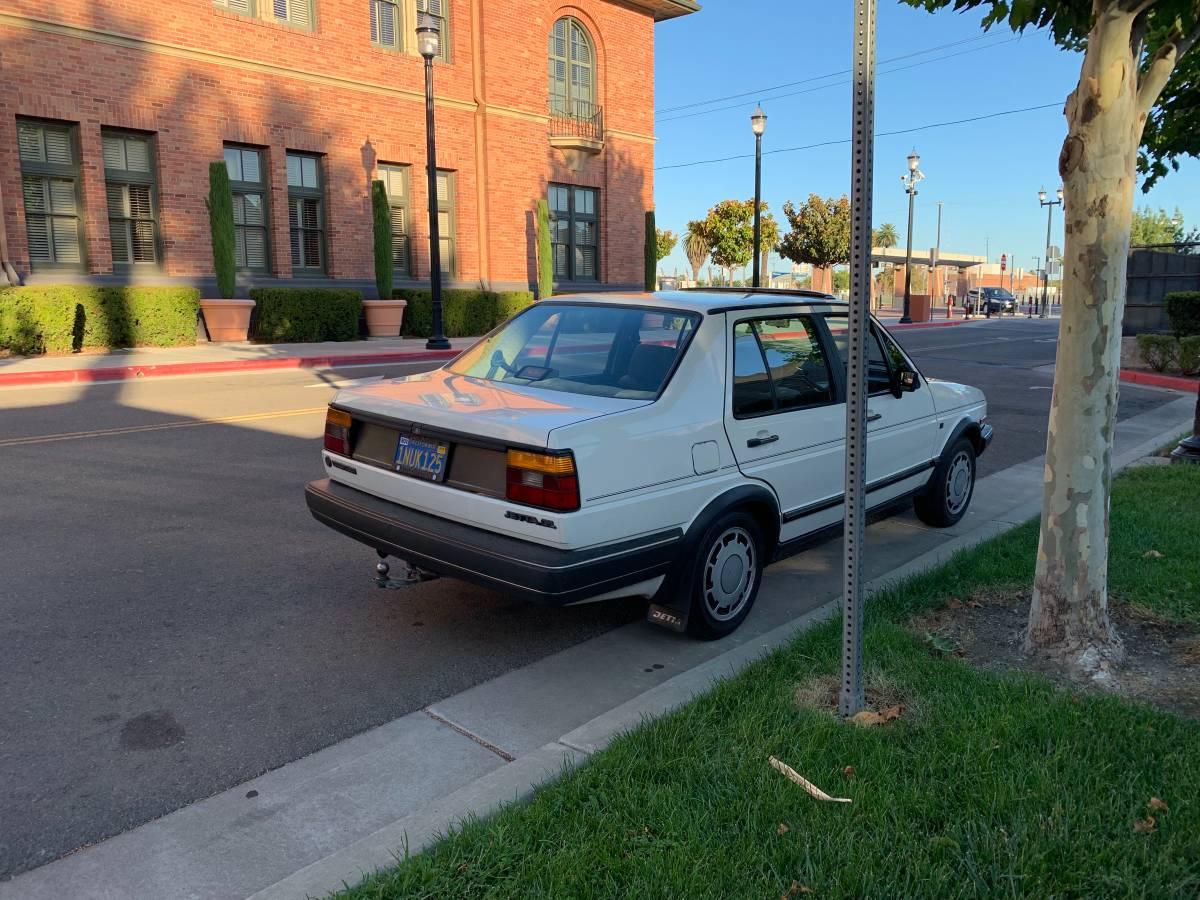 1986 Jetta - 7