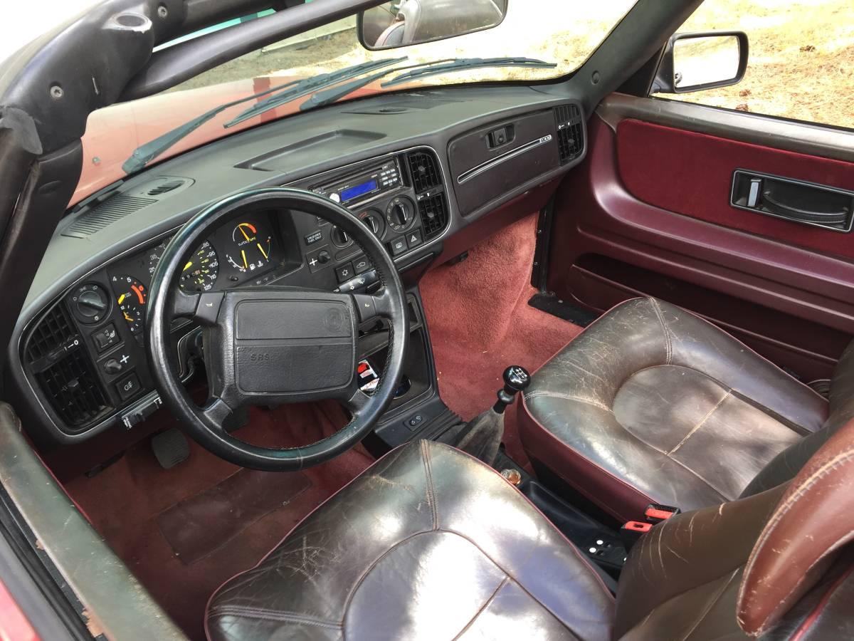 1990 Saab 900 - 3