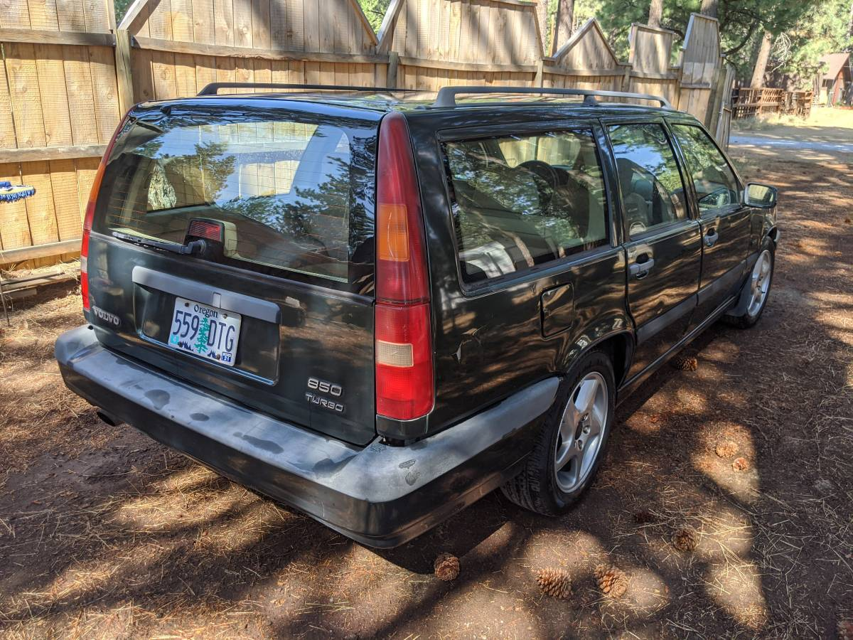 1995 Volvo Turbo Wagon - 2