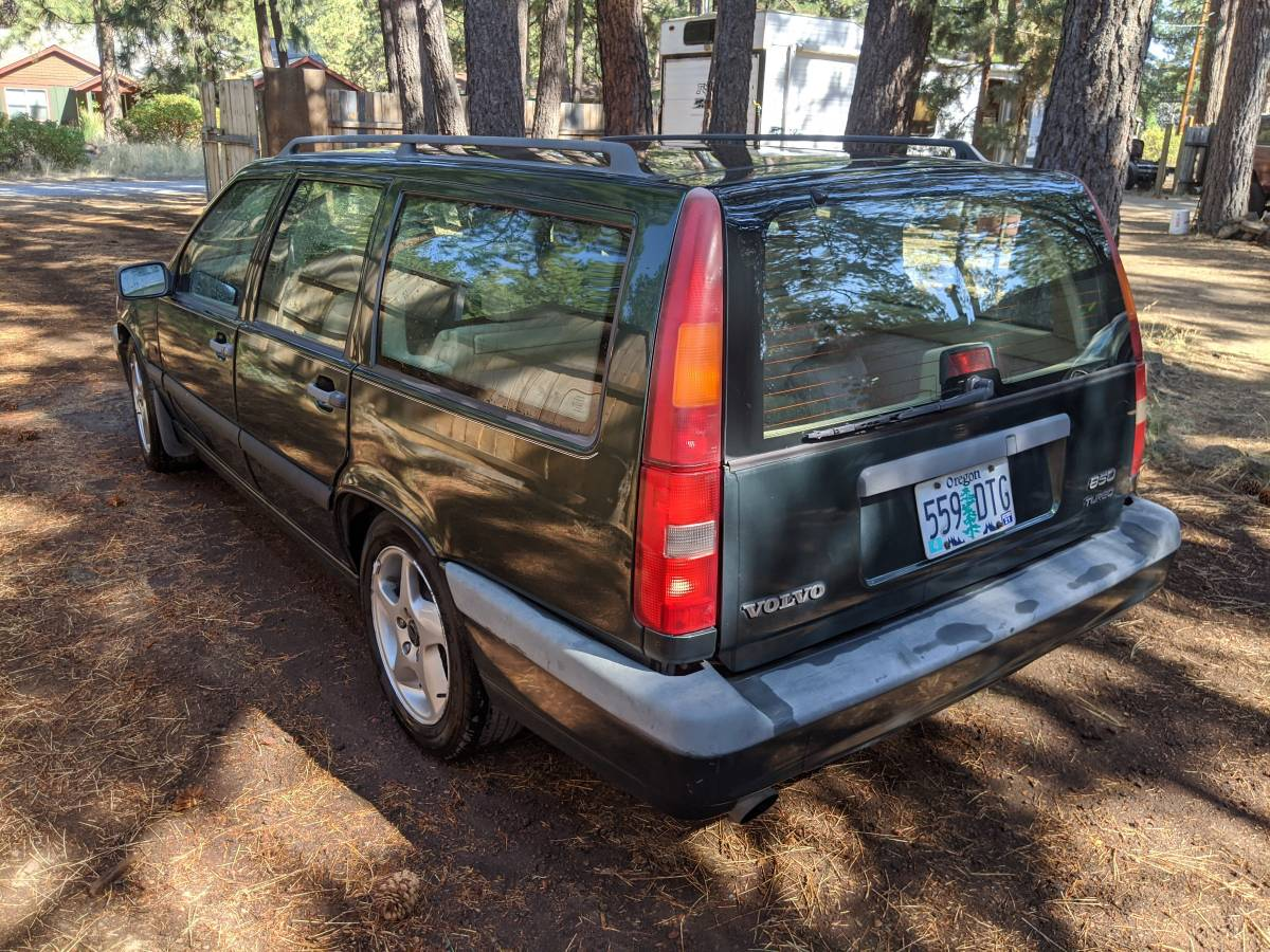 1995 Volvo Turbo Wagon - 3