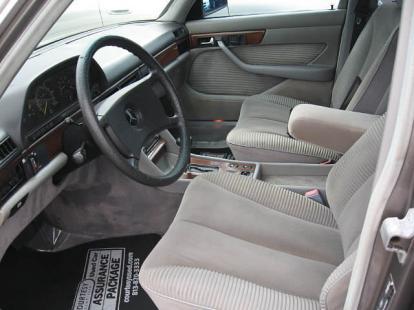 Driver's Interior