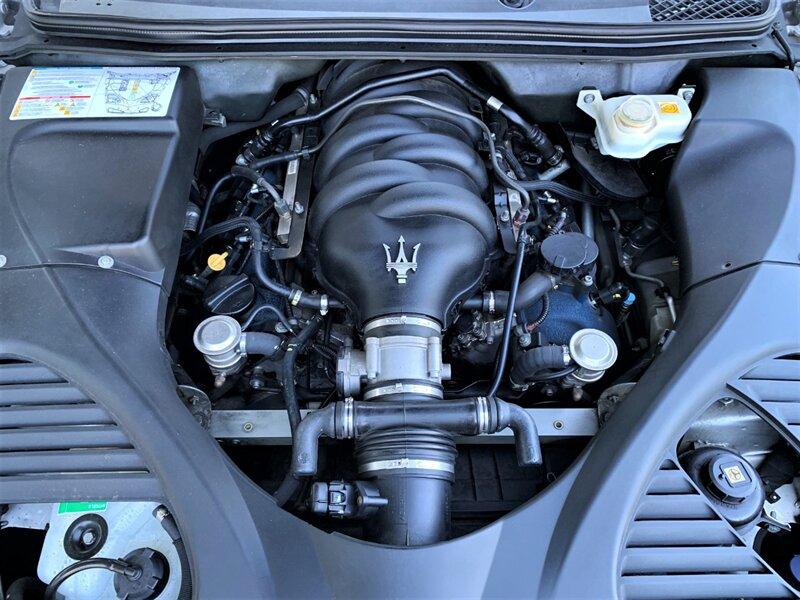 2008 Quattroporte - 10
