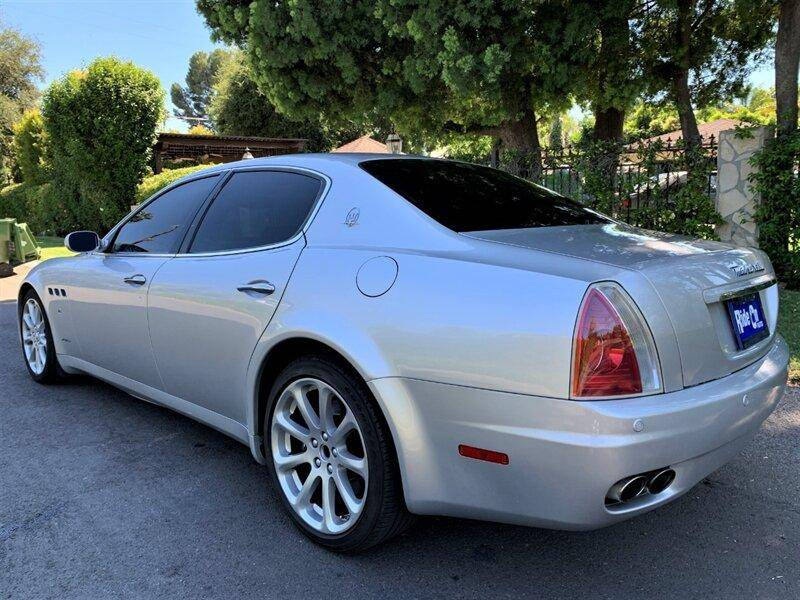 2008 Quattroporte - 2