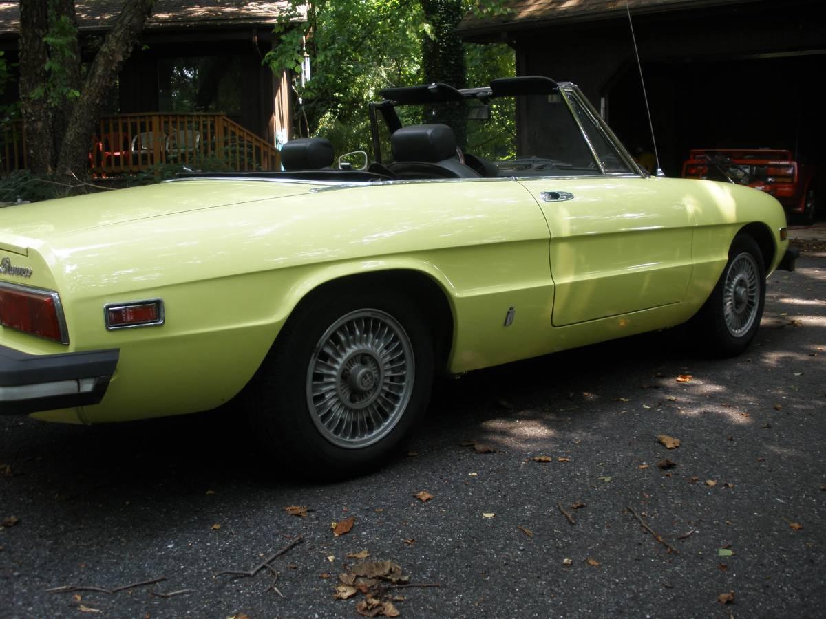 77 Alfa Spider - 2