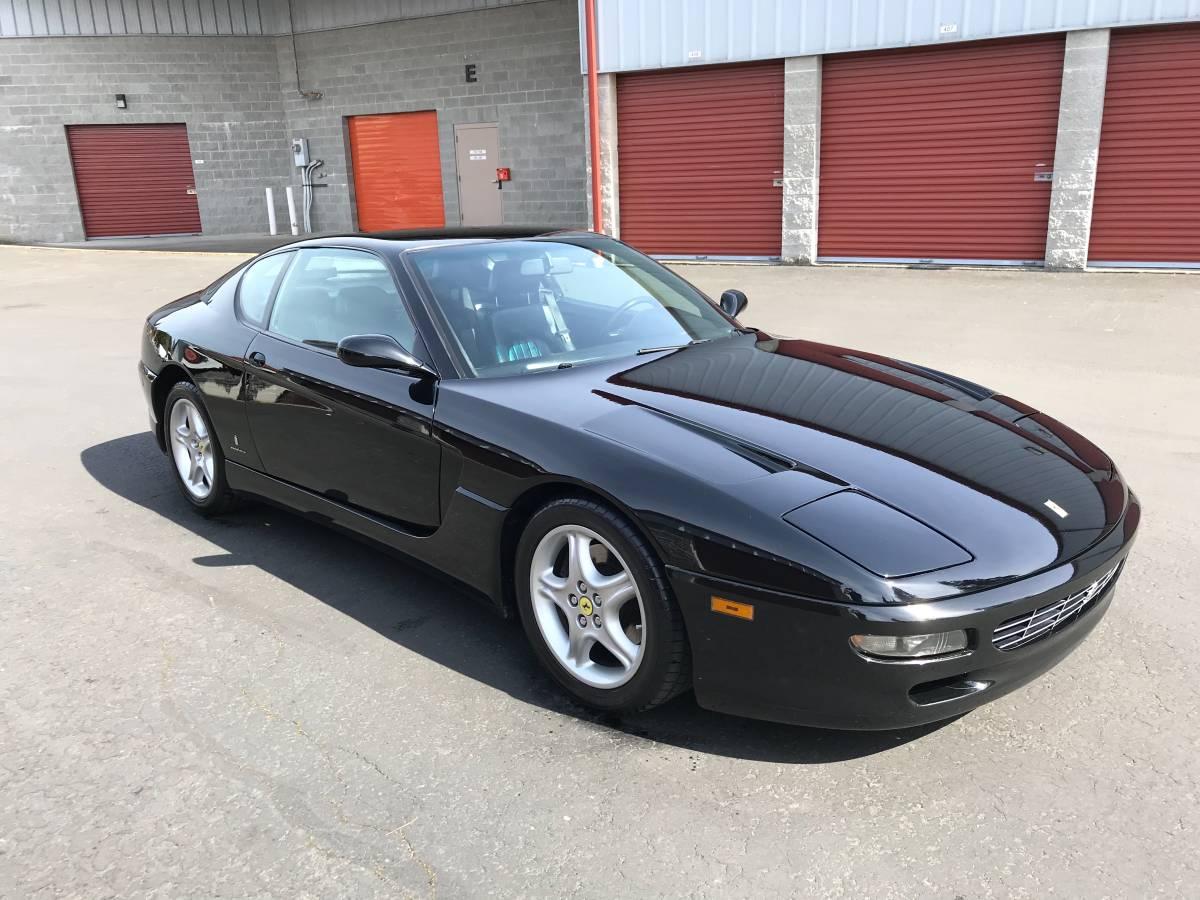 Ferrari 456 - 1