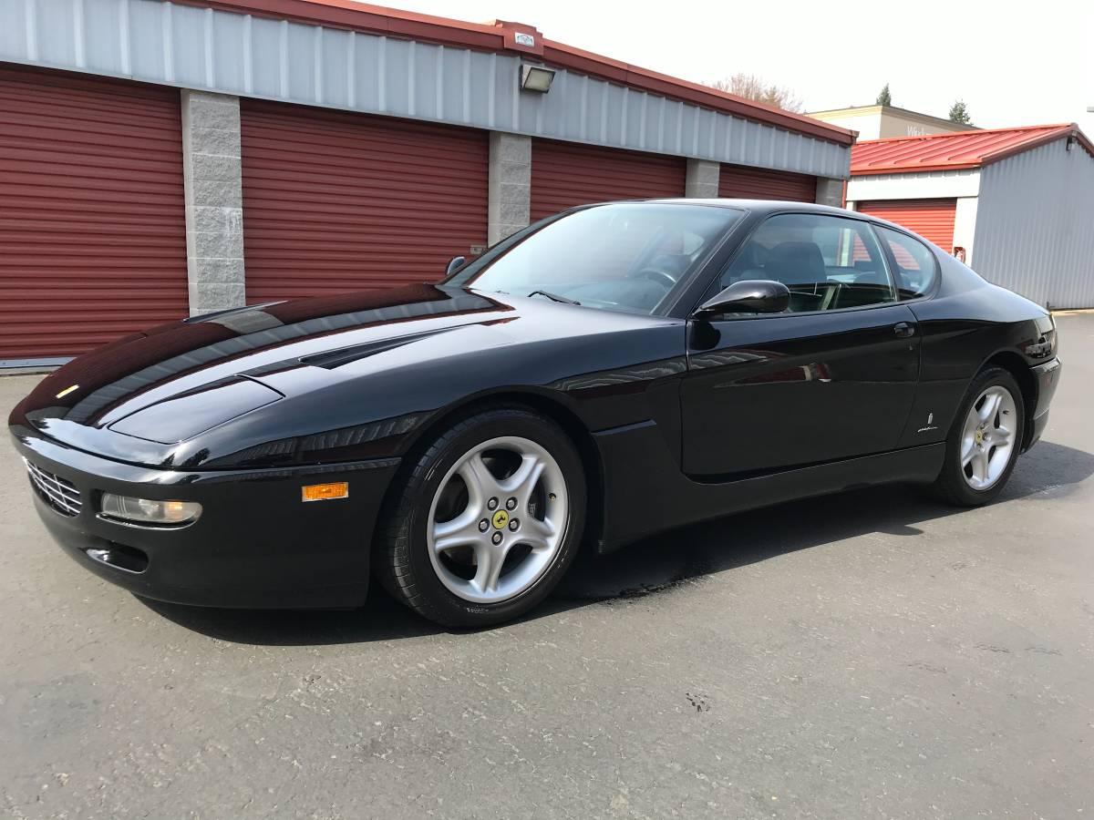 Ferrari 456 - 5