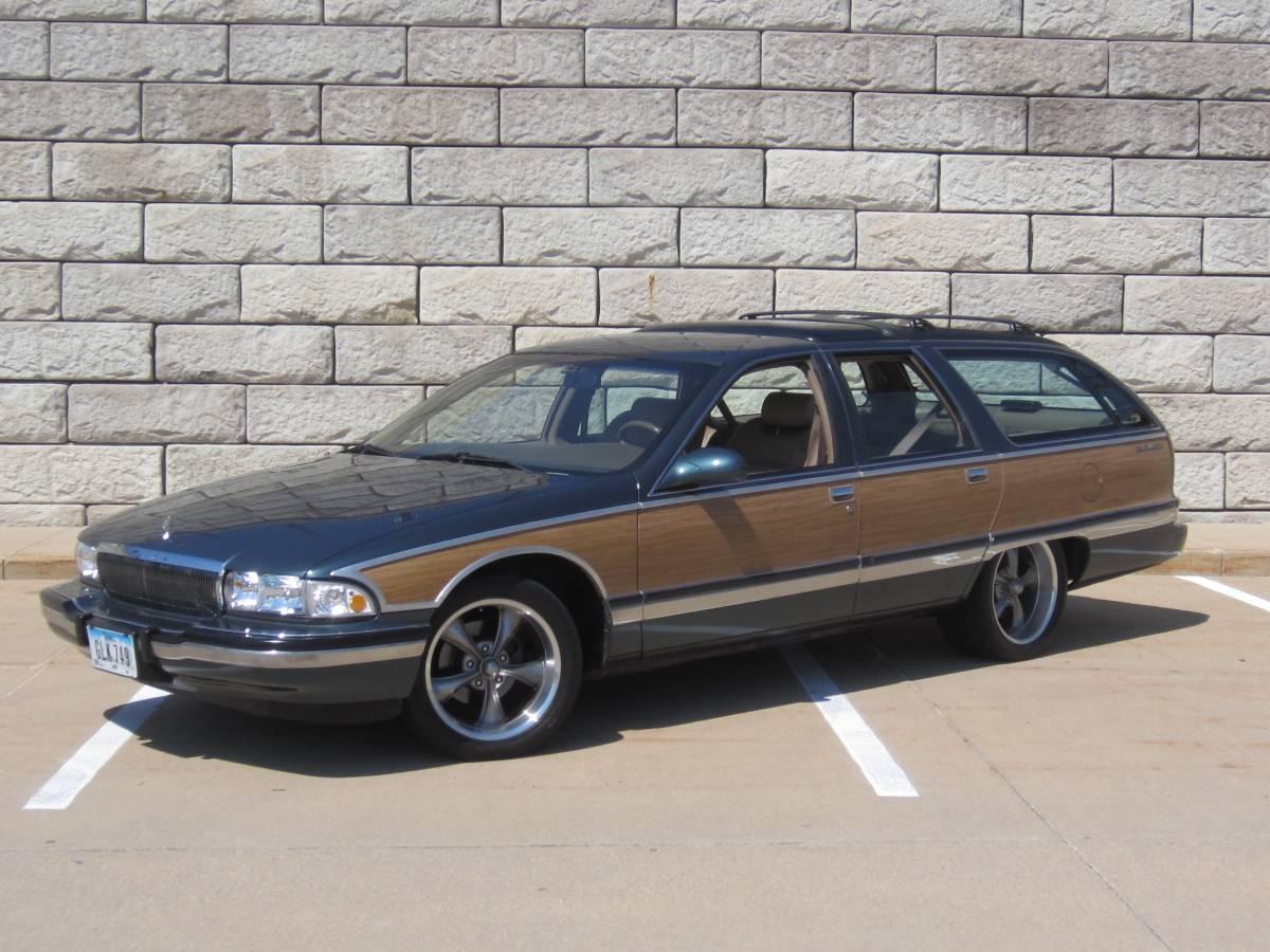 Wagons - Buick