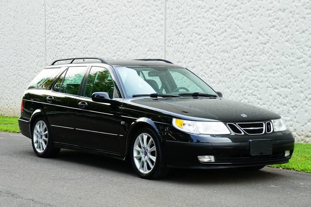 Wagons - Saab