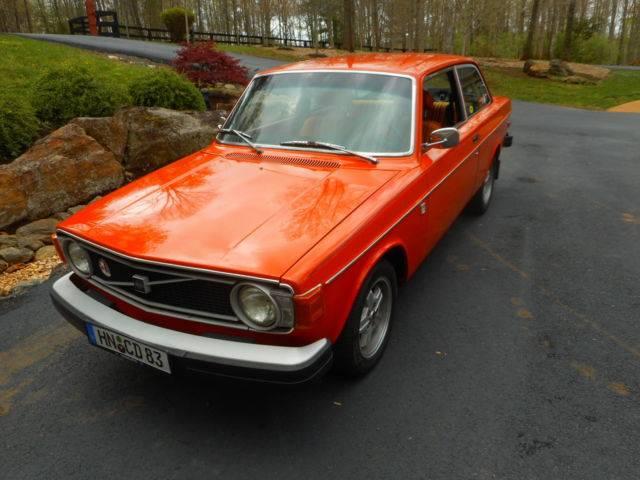 1974 Volvo - 1