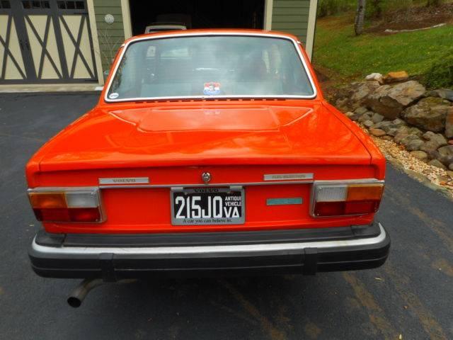 1974 Volvo - 4