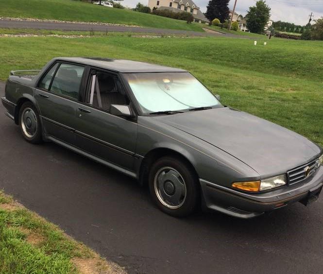 1989 Bonneville - 1