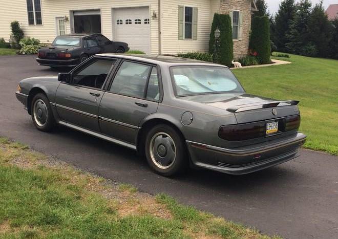 1989 Bonneville - 2