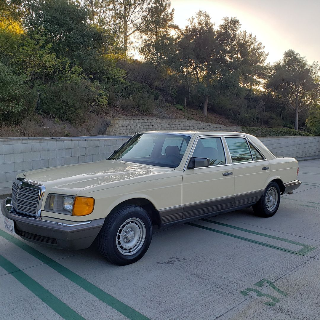 1985 380SE - 3