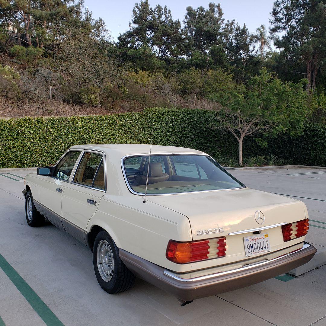 1985 380SE - 4